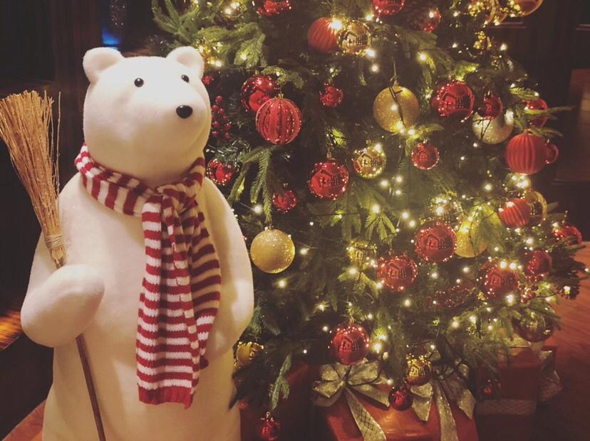 可可爱爱,等圣诞🎄