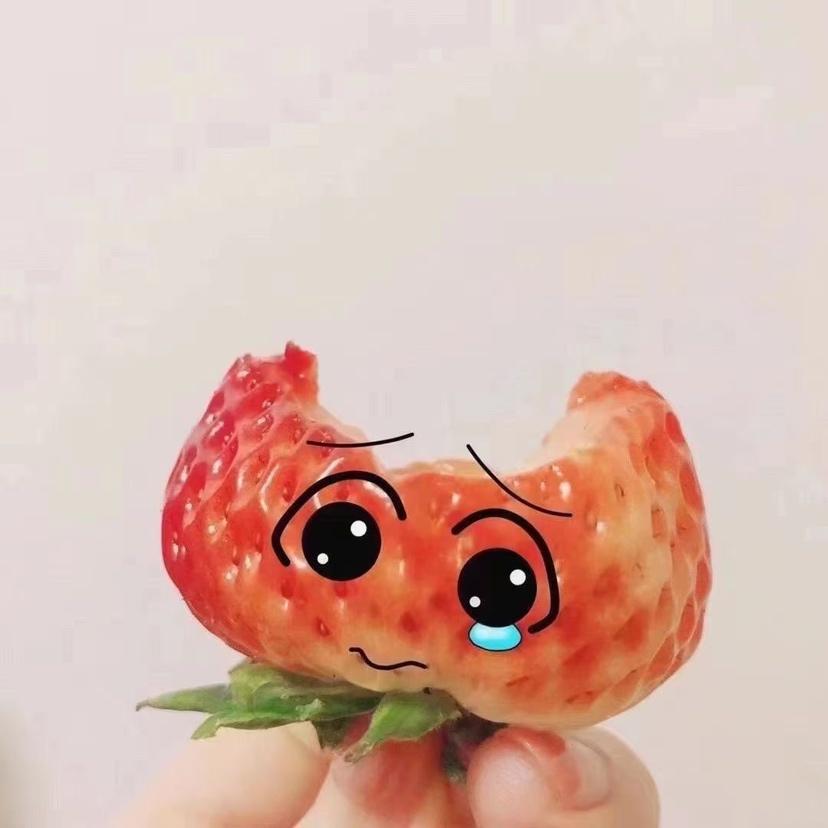 """送你𝟙组""""莓""""烦恼"""